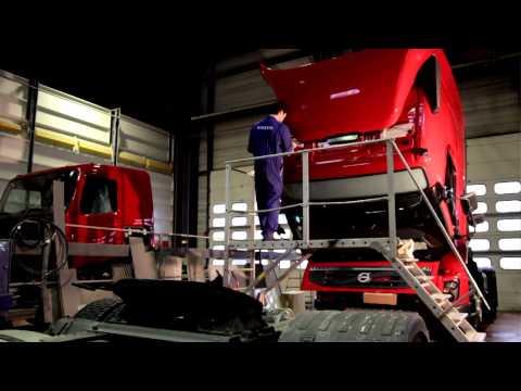La maintenance des véhicules au CFI (Centre des Formations Industrielles)