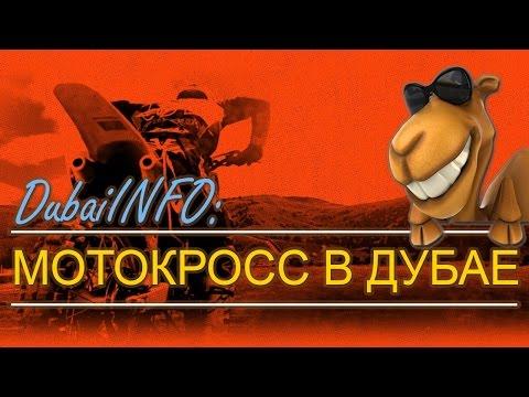 Мотокросс в Дубае (Desert Motocross in Dubai)