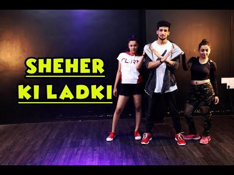 Download Lagu  SHEHER KI LADKI Dance Cover   Khandaani Shafakhana   Mohit Jain's Dance Institute MJDi Mp3 Free