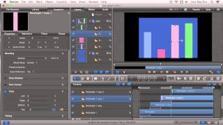 How to Make an Animated Bar Graph in Motion 5