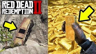 HIDDEN MONEY TRAIN WITH EASY MONEY in Red Dead Redemption 2!