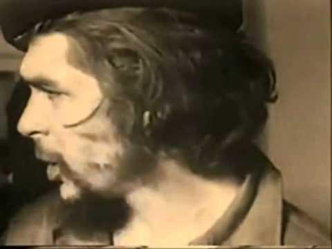 Mejor entrevista a Ernesto Che Guevara (inedita)