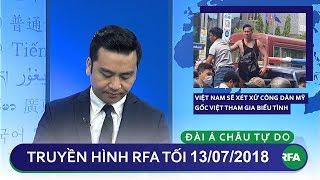 Tin tức: VN sẽ xét xử công dân Mỹ gốc Việt tham gia biểu tình