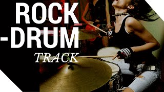 Rock Drum Track 103 BPM  ★ Full Song Backing Track ★