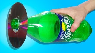 20 HACKS WITH PLASTIC BOTTLES