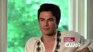 Ian Somerhalder Interview