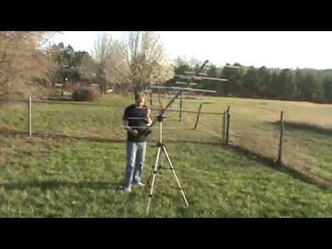 Excalibur Amateur Radio Satellite Antenna