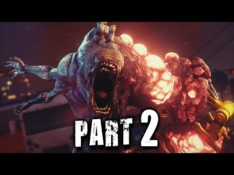 Sunset Overdrive Walkthrough Gameplay Part 2 - Amp It Up (Xbox One)
