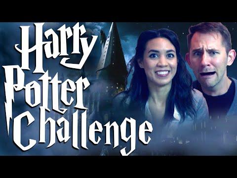 Harry Potter Challenge | Amanda Faye video