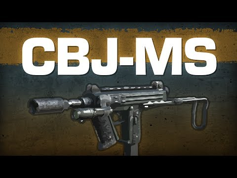 CBJ-MS - Call of Duty Ghosts Weapon Guide