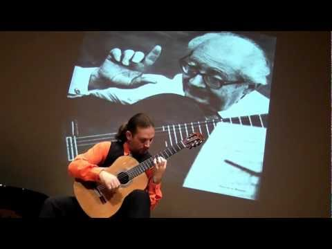 Manuel Maria Ponce - Sonatina Meridional I Campo