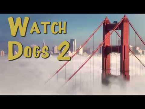 Watch Dogs 2 Full House Mash-Up