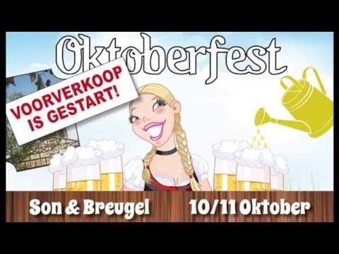 Promo Oktoberfest 2015 Son en Breugel