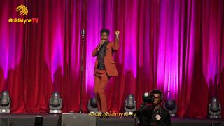 KENNY BLAQ LIVE AT LAGOS @ 50   LAGOS LAUGHS