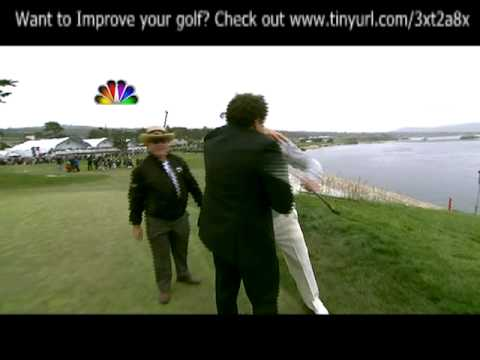 Graeme McDowell wins 110th US Open at Pebble Beach