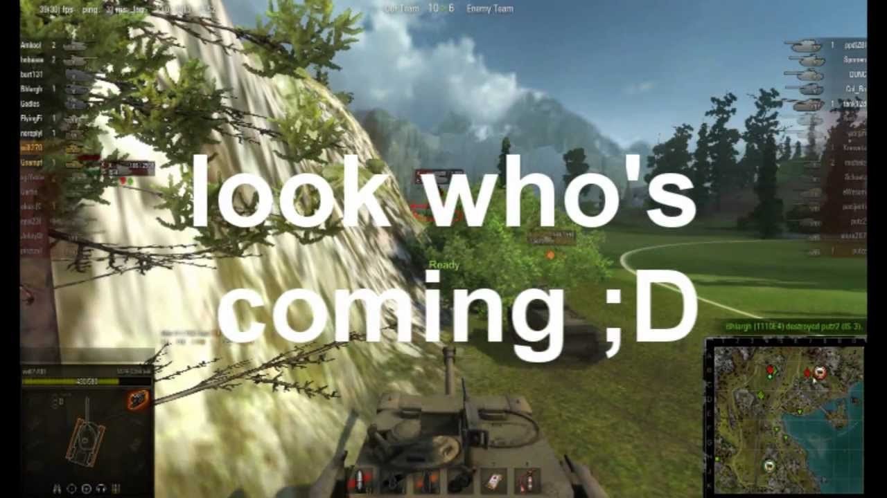 World of Tanks ... Unsubscribe Me Meme