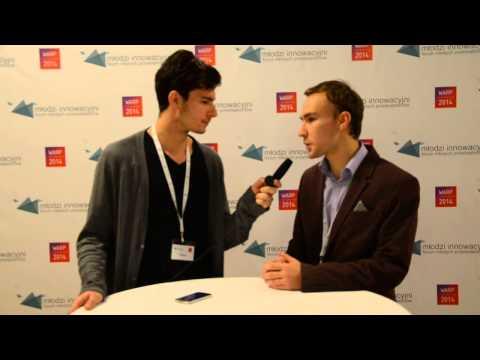 IV Młodzi Innowacyjni: Aleksander Tokarew