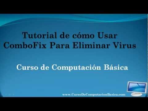 Tutorial de Como Usar ComboFix Para Eliminar Virus