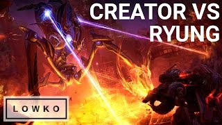 StarCraft 2: Protoss vs Terran Macro - Creator vs Ryung! (NEW PATCH)