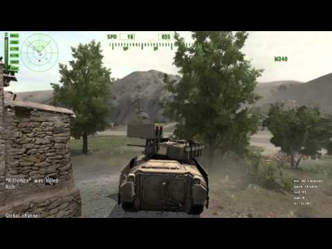 The most realistic war simulator game ever in (HD) Air support and Heavy armor