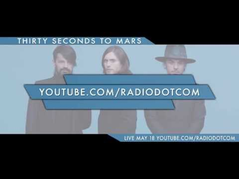 'Thirty Seconds to Mars' Perform Live at KROQ Weenie Roast 2013 - May 18th 12pm PDT/3pm EST