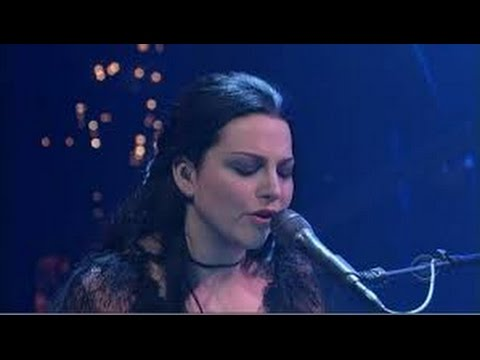 Evanescence - Lithium (Live on Letterman)