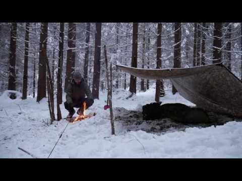 Jak Zacząć Biwakować Zimą - 20 Porad.