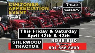 2019 Spring Customer Appreciation Event | Sherwood Tractor | Arkansas' #1 Mahindra Dealer