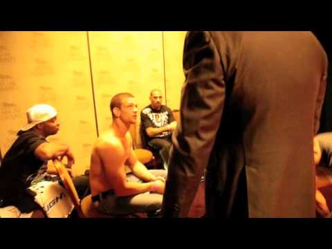 Dana White UFC 108 Video Blog - Fight Night Part 1