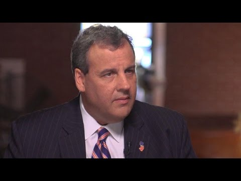 Gov. Chris Christie on 2016 elections,
