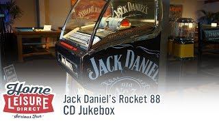 Jack Daniel's Rocket 88 Jukebox