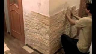 Как сделать форму для искусственного камня своими