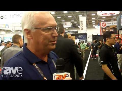 CEDIA 2016: aboutGolf Offers Indoor Golf Simulators