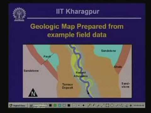 Lecture - 3 Geologic Maps and Stratigraphic Sections