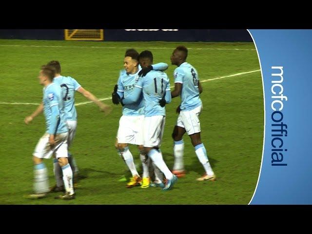 LOPES RABONA SKILL: City EDS 1-0 Stoke City
