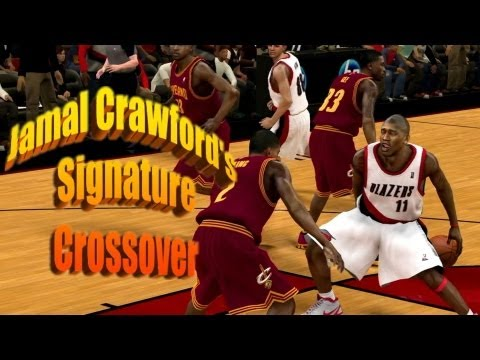How To Do Jamal Crawford's Shake & Bake Crossover | Tutorial