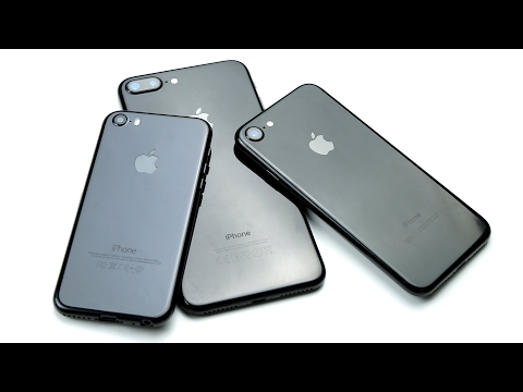 Превращаем iPhone 5S в iPhone 7 mini Jet Black