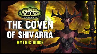 Coven of Shivarra Mythic Guide - FATBOSS