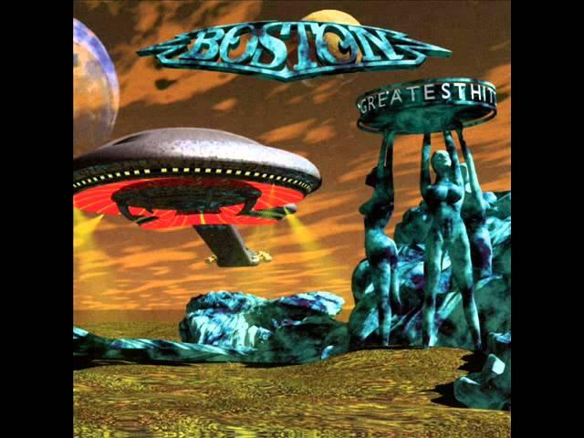 Boston: Greatest Hits - original release 1997 (full album)