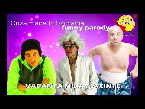 Vacanta Mica & Axinte O Ciuta Doua Ciuta (5 Bani, 10 Bani) video