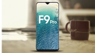 OPPO F9 Pro With 6.3-inch FHD+ 19:9 Display, 25MP AI Front Camera