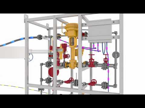 IMI Critical Engineering | IMI Remosa - Active Purge Panel