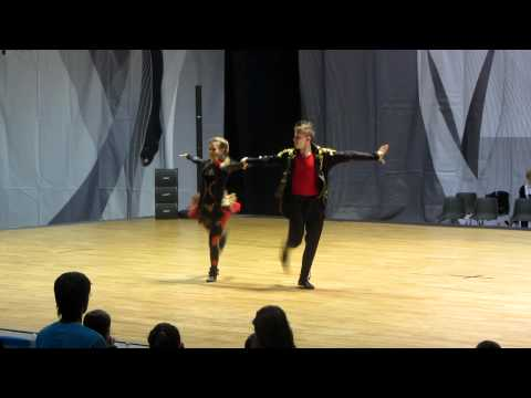 Olga Dudochkina & Denis Paskal - World Cup Rimini 2012