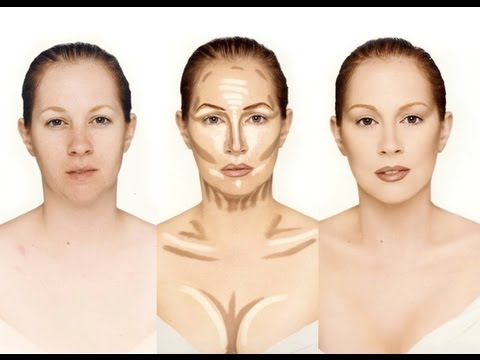 HOW TO: CONTOUR AND HIGHLIGHT YOUR FACE!