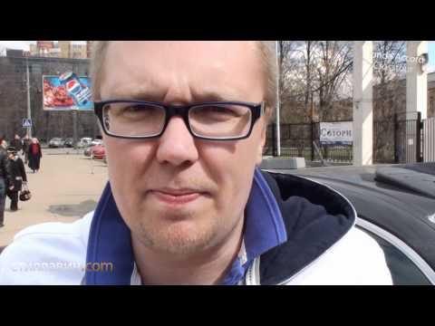 Большой тест-драйв (видеоверсия): Honda Accord Crosstour