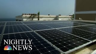Almost 80 Percent Of Puerto Rico Still Without Power | NBC Nightly News