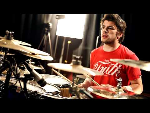 Cobus - Foo Fighters - The Pretender (Drum Cover) thumbnail