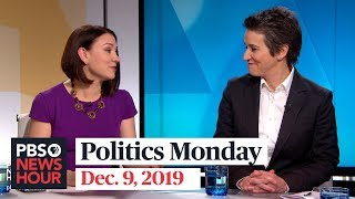 Tamara Keith and Amy Walter on Warren vs. Buttigieg, candidates of color