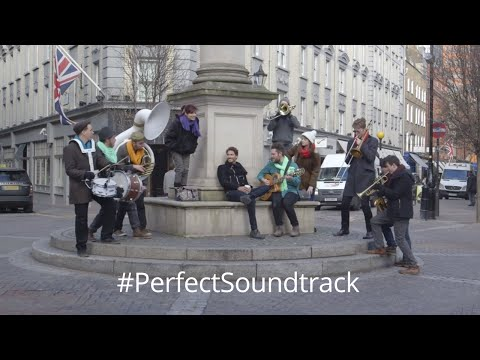 Google Play UK a #PerfectSoundtrack for your morning coffee.