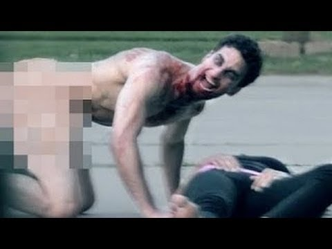 Bath Salts 'Zombie' Drug This video contains graphic images